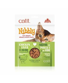 Cat It Nibbly Chicken & Liver 3.2 oz