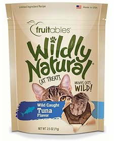 Fruitables Wildly Natural Tuna 2.5 oz