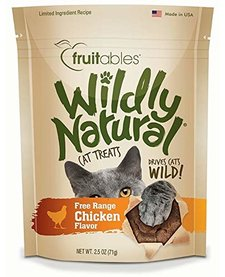 Fruitables Wildly Natural Chicken 2.5 oz