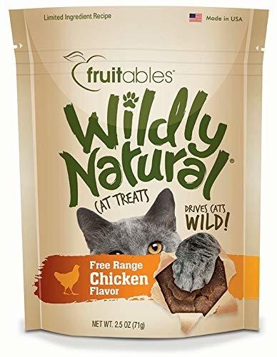 Fruitables Fruitables Wildly Natural Chicken 2.5 oz
