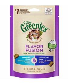 Feline Greenies Oceanfish/Tuna 2.5oz
