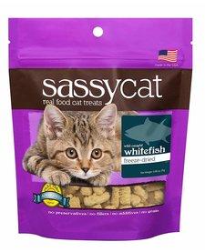 Sassy Cat Whitefish .88 oz