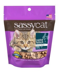 Sassy Cat Rabbit & Duck 1.25 oz