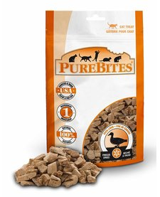 PureBites Cat Duck Liver .56 oz