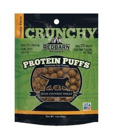 RedBarn Cat Protein Puffs Chicken 1oz