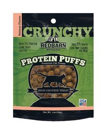 RedBarn Cat Protein Puffs Salmon 1 oz