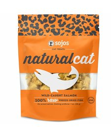 SoJos Natural Cat Treats Salmon 1oz