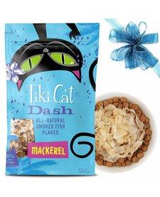 Tiki Cat Dash Mackerel Flakes 1.5 oz