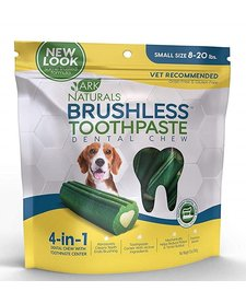 Ark Naturals Brushless Toothpaste S/M 12oz