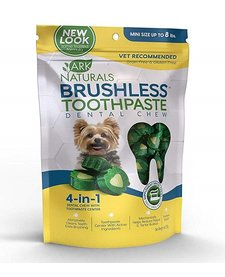 Ark Naturals Brushless Toothpaste Mini 4oz