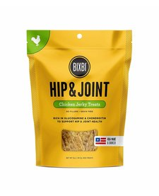 Bixbi Hip/Joint Chicken Jerky 5oz