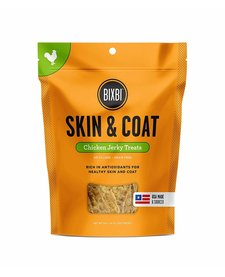 Bixbi Skin/Coat Chicken Jerky 5oz