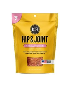 Bixbi Hip & Joint Salmon Jerky 4oz