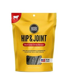 Bixbi Hip/ Joint Beef Liver Jerky 5oz