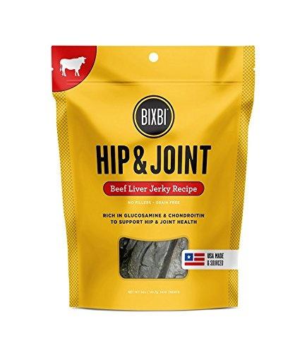 Bixbi Bixbi Hip & Joint Beef Liver Jerky 5oz