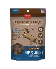 Dynamo Dog Hip/Joint Bacon/Cheese 14 oz