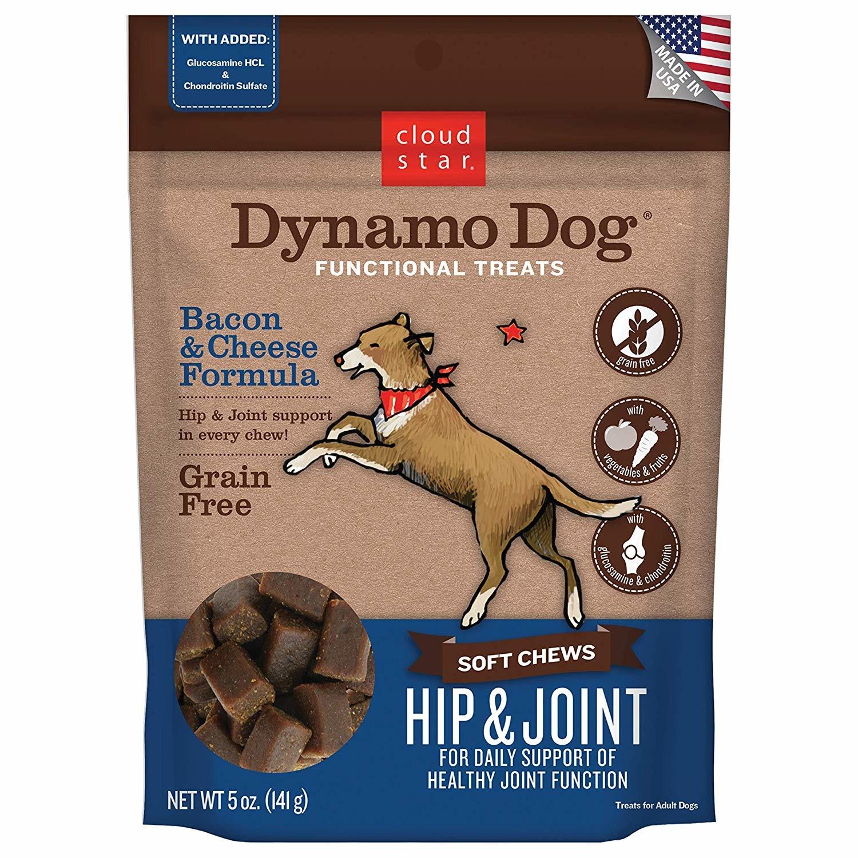 Cloud Star Dynamo Dog Hip/Joint Bac/Chs 5 oz
