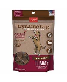 Dynamo Dog Tummy Pmpkn/Gngr 14 oz