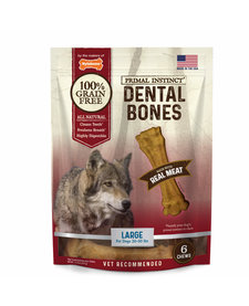 Nylabone Dental Primal Meat 6 ct GF