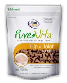 PureVita Hip & Joint Treat 6 oz