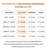Dr Harvey's Dr. Harvey's Veg to Bowl Fine Ground 1 lb