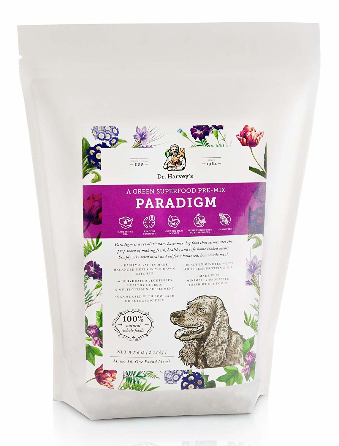 Dr Harvey's Dr. Harvey's Paradigm Premix 6 lb