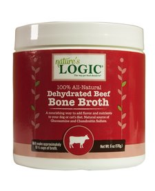 Nature's Logic Beef Bone Broth 6 oz