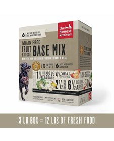 Honest Kitchen Grain-Free Fruit & Veggie Base Mix 3lb