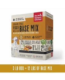 Honest Kitchen Grain-Free Veggie, Nut & Seed Base Mix 3lb