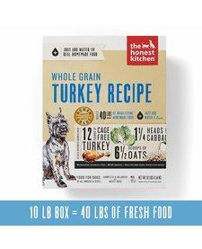 Honest Kitchen Whole Grain Turkey 10 lb
