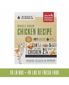 Honest Kitchen Whole Grain Chicken 10 lb