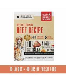 Honest Kitchen Whole Grain Beef 10 lb
