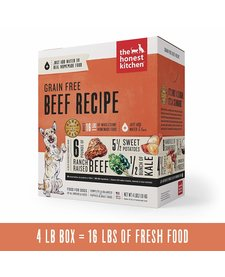 Honest Kitchen Grain Free Beef 4 lb