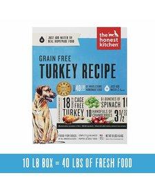 Honest Kitchen Grain Free Turkey 10 lb