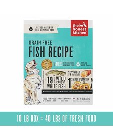Honest Kitchen Grain Free Fish 10 lb