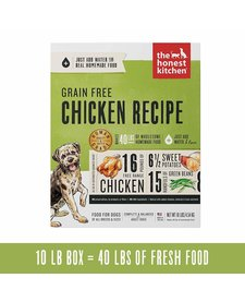Honest Kitchen Grain Free Chicken 10 lb