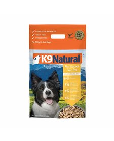 K-9 Natural Chicken Feast 2.75 FD Box
