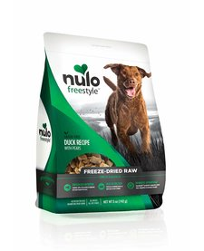 Nulo Freestyle Freeze Dried Duck with Pears 13 oz