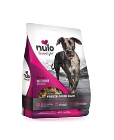 Nulo Freestyle Freeze Dried Beef Apple 5 oz