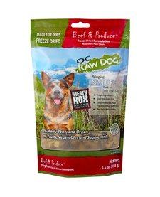 OC Raw Freeze-Dried Meaty Rox Beef 5.5 oz