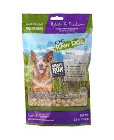 OC Raw Freeze-Dried Meaty Rox Rabbit 5.5 oz
