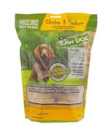 OC Raw Freeze-Dried Chicken & Produce 14 oz