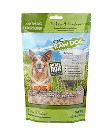 OC Raw Freeze-Dried Meaty Rox Turkey 20 oz