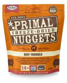 Primal FD Beef Nuggets 14 oz