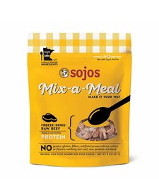 Sojos Mix-a-Meal Beef 8 oz