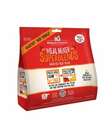 Stella & Chewy FD SuperBlends Beef 16 oz