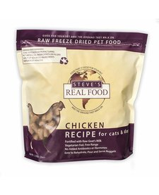 Steve's Freeze-Dried Chicken 1.25 lb