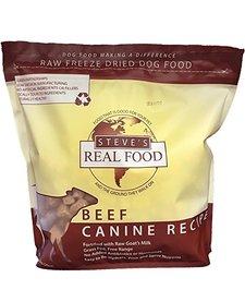 Steve's Freeze-Dried Beef 1.25 lb