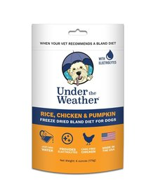 UTW Rice, Chicken & Pumpkin 6 oz