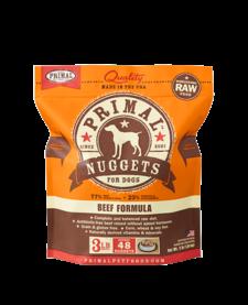 Primal Beef Nugget 3 lb